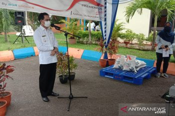 Wawali Ambon minta penyaluran beras KPM PHK tepat sasaran