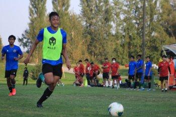 Timnas U-19 kalahkan Qatar : 2-1