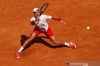 Djokovic menyambut baik rencana kehadiran penonton di Italian Open