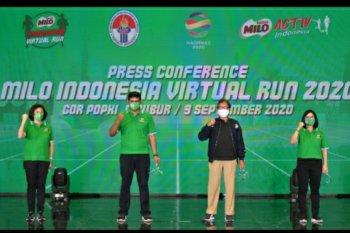 Bangkitkan semangat aktifmu melalui MILO Indonesia Virtual Run