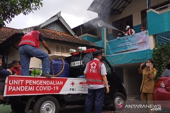 Wali Kota Sukabumi: Peran PMI sangat penting dalam bidang sosial kemanusiaan