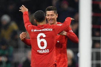 "Lewandowski lepas kepergian Thiago si ""pesulap"" ke Liverpool"