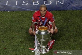 Thiago ucap salam perpisahan kepada Bayern Muenchen