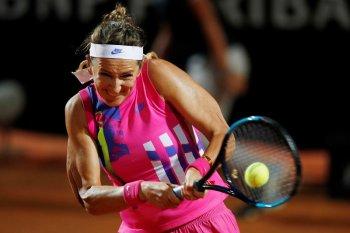 Azarenka singkirkan unggulan ketiga Kenin di babak kedua Italian Open