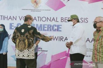 Kemenkop apresiasi pelaku UMKM di Kabupaten Serang miliki semangat kuat
