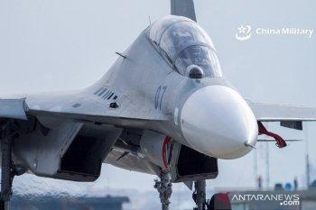 Lagi, China menggelar latihan tempur saat pejabat AS kunjungi Taiwan