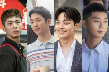 Sembilan aktor Korea terpopuler