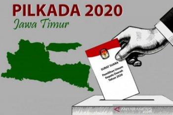 KPU Jatim evaluasi protokol kesehatan Pilkada 2020