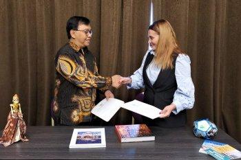 """KBRI Moskow - Samara promosikan 10 """"Bali Baru"""""""