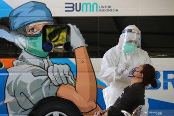 Di Indonesia, Kasus COVID-19 tambah 4.168, pasien sembuh tambah 3.576