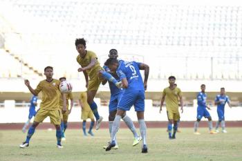 Persib Bandung bombardir  tim Liga 3 dengan 26 gol tanpa balas