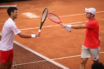 Djokovic atasi Koepfer, siap dijajal Ruud dalam semifinal Roma