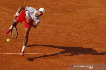 Novak  Djokovic selangkah lagi juarai Italian Open 2020