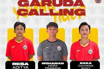 Tiga pemain Persija Jakarta dipanggil TC timnas U-16