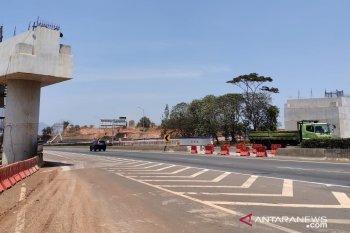 Jasa Marga Japek Selatan rekayasa jalan Tol Cipularang selama pemasangan girder