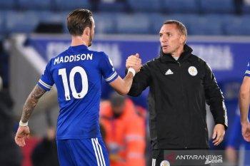 Kalahkan Burnley, pelatih Leicester cetak rekor di Liga Premier