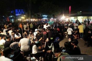 Pemkot Samarinda tutup kawasan Citra Niaga dan Tepian Mahakam