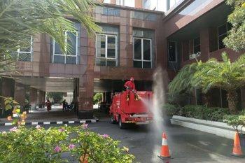 40 pegawai di swab dari hasil tracing di Kantor Wali Kota Jakpus