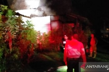 Polisi usut penyebab kebakaran resort di Waitatiri