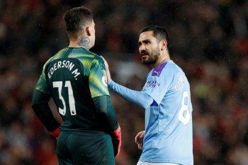 Tiga orang di Liga Inggris positif terpapar COVID-19