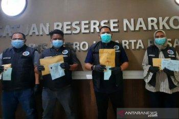Central Jakarta police seize 1.1 kg of crystal meth