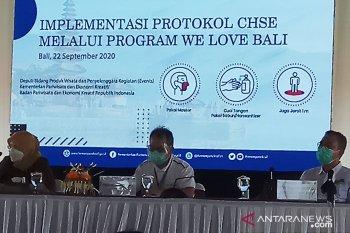 "Kemenparekraf promosikan program ""We Love Bali"""