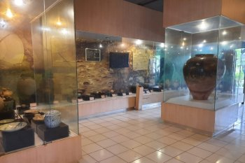 Museum Siginjei Jambi pamerkan koleksi keramik