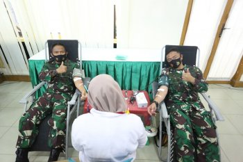 Gelar donor, Kodam IM target kumpulkan 2.000 kantong darah