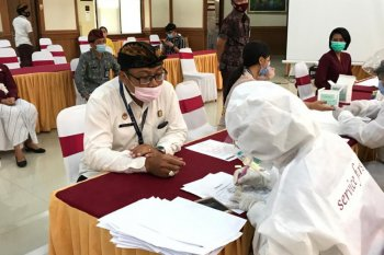 Imigrasi Denpasar sterilkan kantor, setelah 6 staf terpapar COVID-19