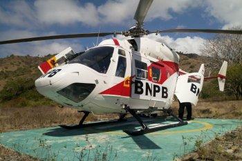 Helikopter BNPB digunakan jemput sampel pemeriksaan COVID-19
