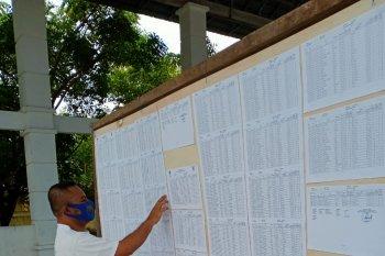 KPU Kabupaten Pulau Taliabu ajak masyarakat proaktif cek DPS