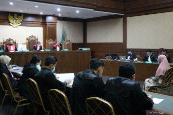 Jaksa Pinangki didakwa terima suap 500 ribu dolar AS dari Djoko Tjandra