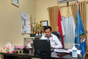 Sebanyak 17 orang reaktif setelah kontak dengan Sekda Pesisir Barat Lampung