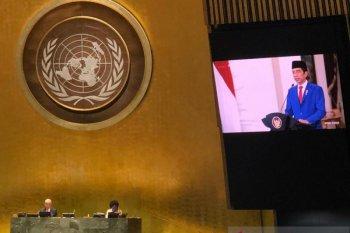 Di sidang PBB, Presiden minta semua negara upayakan kesejahteraan dunia