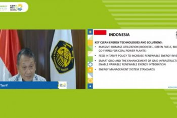 Minister highlights Indonesia's clean energy strategies at CEM 11