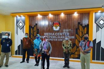 KPU tetapkan tiga pasangan calon Pilkada Sintang