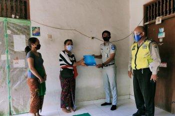 Jasa Raharja Bali serahkan santunan ke ahli waris korban kecelakaan