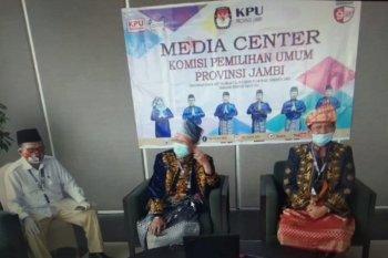 """Petahana Pilkada 2020 di Jambi """"kompak"""" bernomor urut 2"""