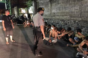 Polda Bali amankan 24 anak di bawah umur pelaku balap liar