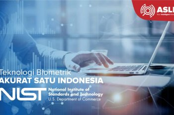 Teknologi biometrik