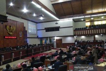 Jawab hak interpelasi DPRA. Ini yang disampaikan Plt Gubernur Aceh