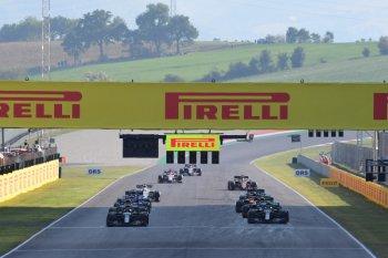 Pebalap F1 minta perbaikan akibat insiden Mugello