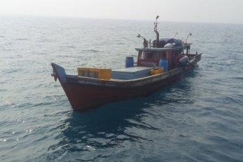 KKP tangkap dua kapal trawl di Kepulauan Seribu, Jakarta