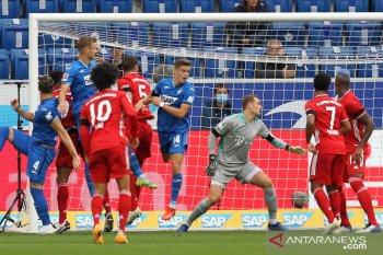 Liga Jerman: Bayern Munich kalah telak 1-4 di markas Hoffenheim