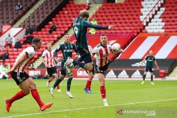 Liga Inggris: Gol pengujung laga menangkan Leeds United di markas Sheffield