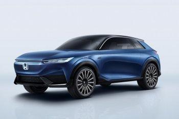 Honda kenalkan SUV listrik hingga CR-V PHEV pada Auto China 2020