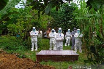 Warga Aceh meninggal dalam positif COVID-19 capai 155 orang