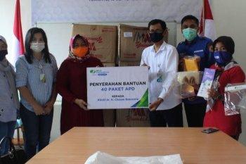 BPJAMSOSTEK Ternate Serahkan Bantuan Paket APD ke  RSUD Dr. H. Chasan Boesoirie