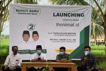 Website Thoni-Imat jadi sarana media resmi informasi & edukasi politik
