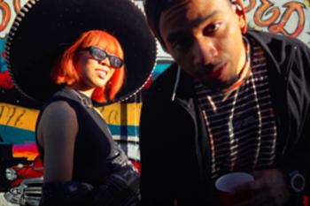"""Ramengvrl duet dengan  rapper euro di lagu """"Vaselina"""""""